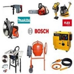 Construction machinery and Tools